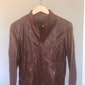 Bagatelle Leather jacket.